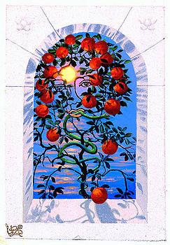 The Temptation of Eve by Loren Adams
