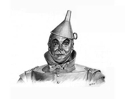 The Tin Man by Lou Ortiz