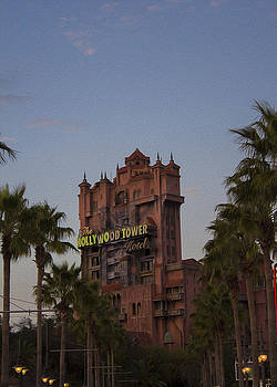 The Tower of Terror by Tiffany Zumbrun