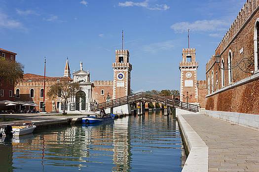 The Venetian Arsenal by Kiril Stanchev