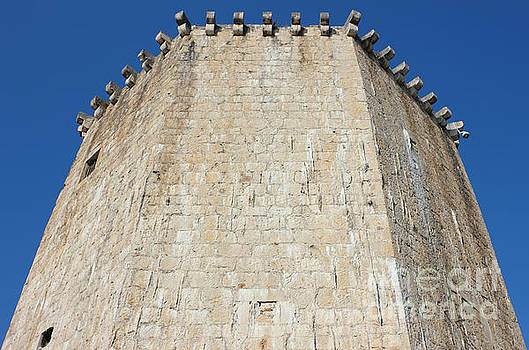 The Veriga Tower in Trogir by Kiril Stanchev
