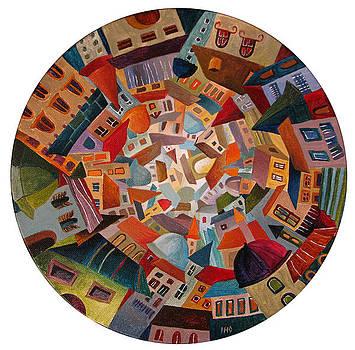 The way home by Ioana Harjoghe Ciubucciu