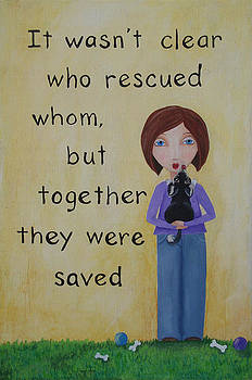 They Were Saved by Brandy Gerber