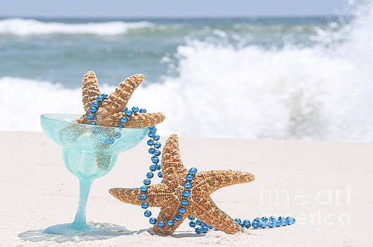 Those crazy starfish by Cheryl Casey