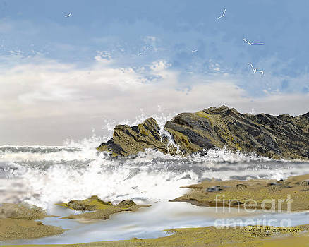 Tide is Coming In by Jim Hubbard