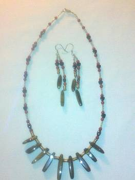 Tigers Eye Beauty by Lyra's Prism
