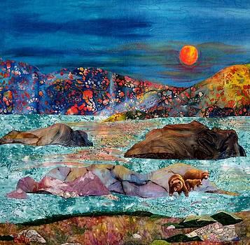 Time of Thaw by Maureen Wartski