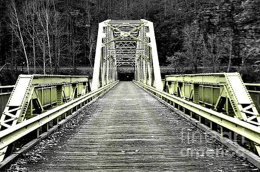 Tinted Bridge by Amy Sorrell