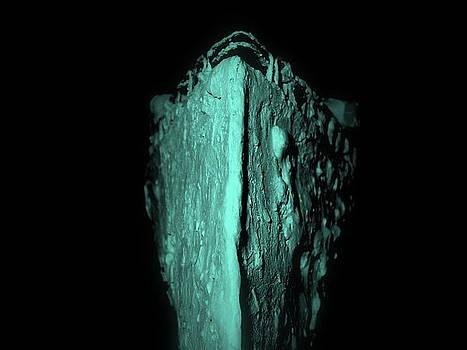 Titanic Wreck by Salman Ravish