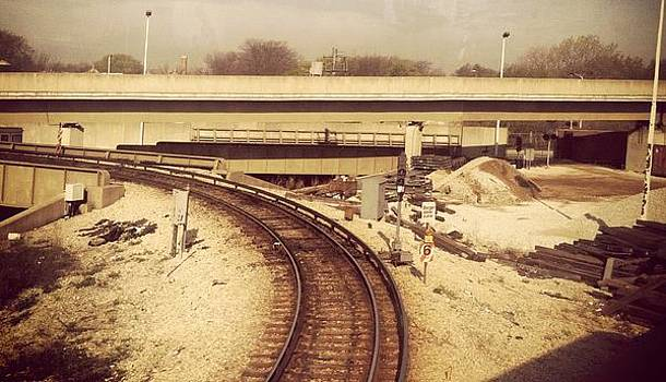 Train Track by Birdie Garcia
