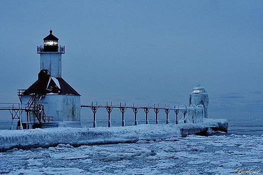 Two Lights by Burland McCormick