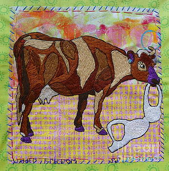 Udder Freedom by Susan Sorrell