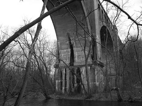 Under Viaduct by William Vivian