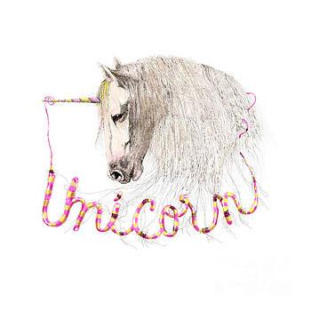 Unicorn by Jakarin Prawatruangsri