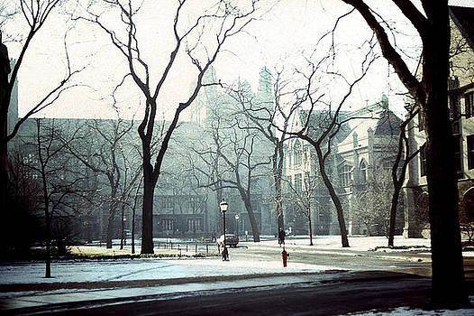 University of Chicago 1976 by Joseph Duba