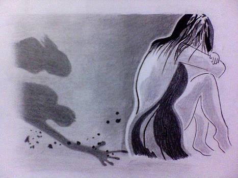 Unsafe Women #2 by Mukul Dhankhar