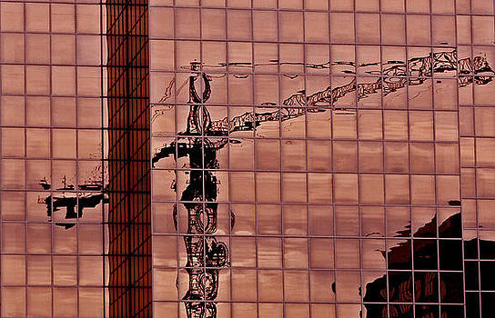 Urban Reflection 14 by Steve Raley