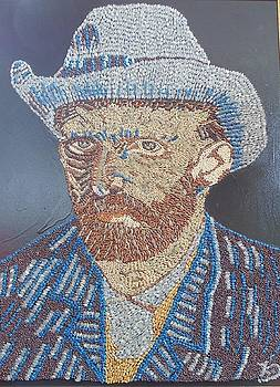 Van Gogh by Kovats Daniela