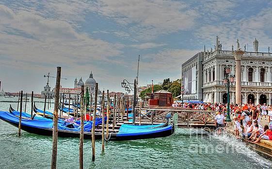 Venice always Venice by Ines Bolasini
