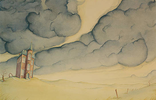 Victorian Meadows III by Scott Kirby