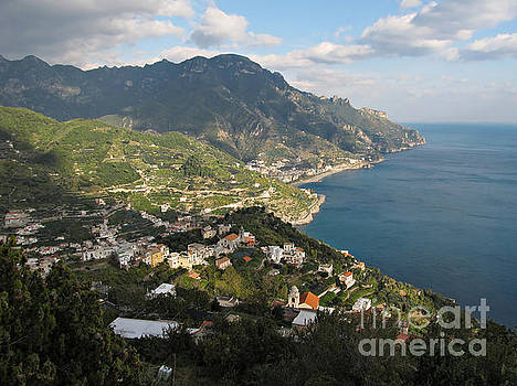 View from Ravello by Kiril Stanchev