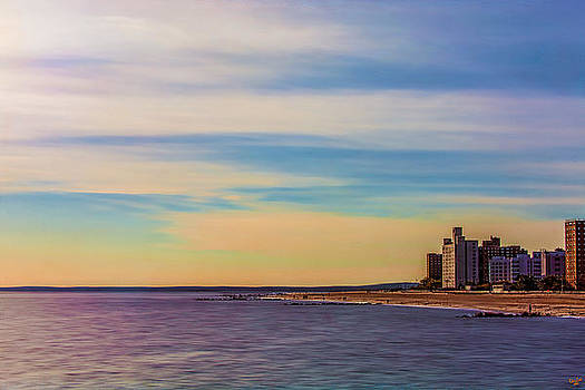 View From The Fishing Pier by Chris Lord