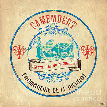 Vintage Cheese Label 3 by