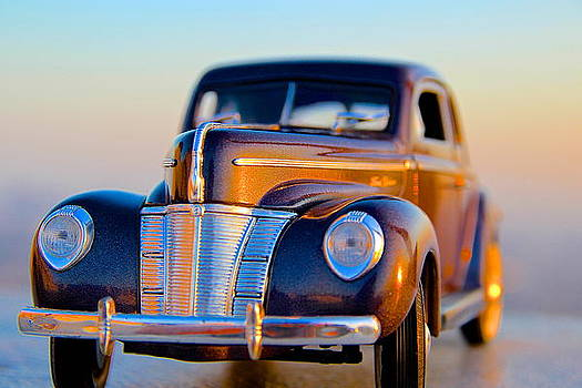 Vintage Ford by Kevin Itsaboutvision