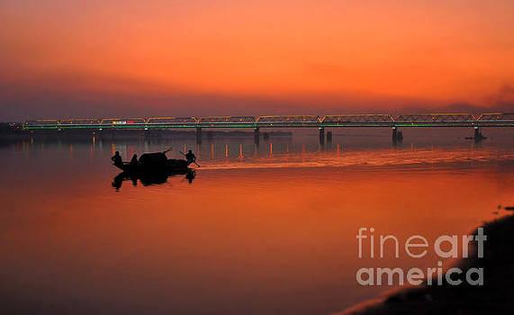 Voyage-1 by Samsul Huda Patgiri