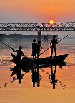 Voyage-IV by Samsul Huda Patgiri