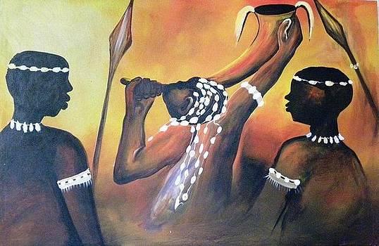 War Call by Muwumba