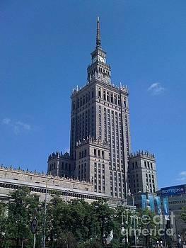 Warsaw Poland My heritage by Sherri Durrell