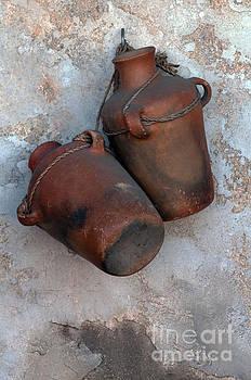 Water Bottles by Dan Holm