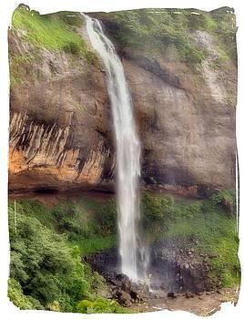 Waterfall by Adil Jariwala