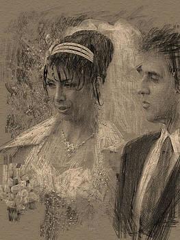 Wedding 2 by Mehrdad Sedghi