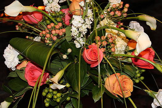 Wedding Flowers by Michelle Lawrence