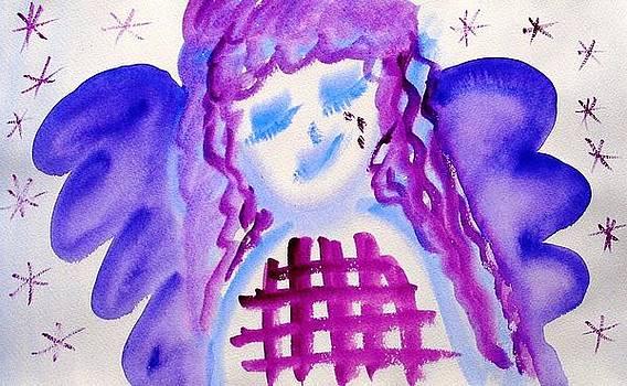 ...weeping Angel... by Jutta Gabriel