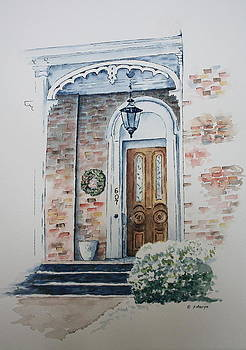 Welcome Christmas by Patsy Sharpe
