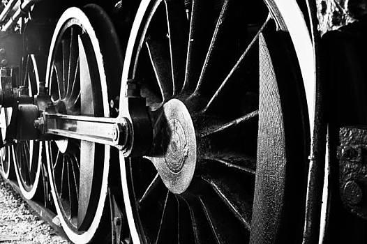 Wheels by Jose Mena