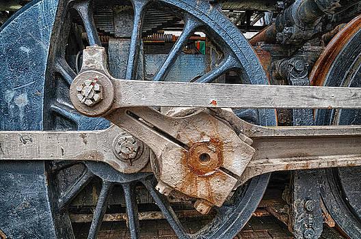 Wheels of steel by Dick Wood