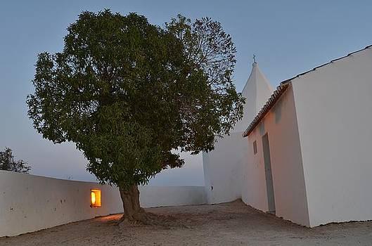 White church  by Timo Daniel
