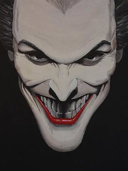 Why So Serious? by Charleston  Scicluna