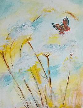 Winged Flight by Chuck Kemp