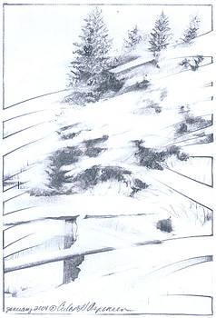 Winter Harvest by Ceilon Aspensen