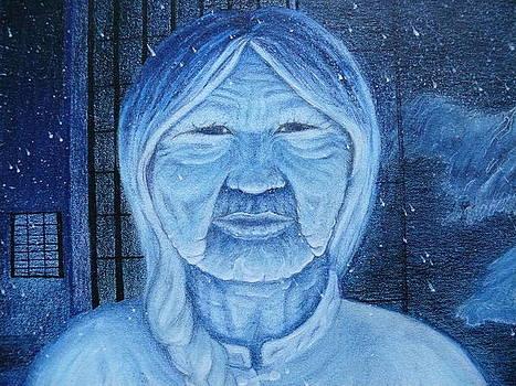 Winter Portrait by Jacquelyn Roberts