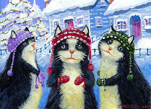 Winter Sisters by Jacquelin Vanderwood