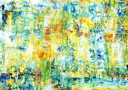 Wisteria by Christine Minnee