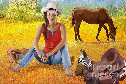 Wyoming Girl by Sydne Archambault