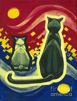 Ying and Yang by Gail Finn