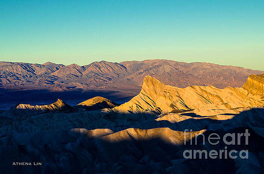 Zabriskie Point by Athena Lin